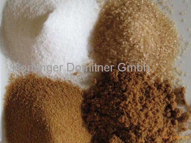Icumsa 45 White And Brown Sugar