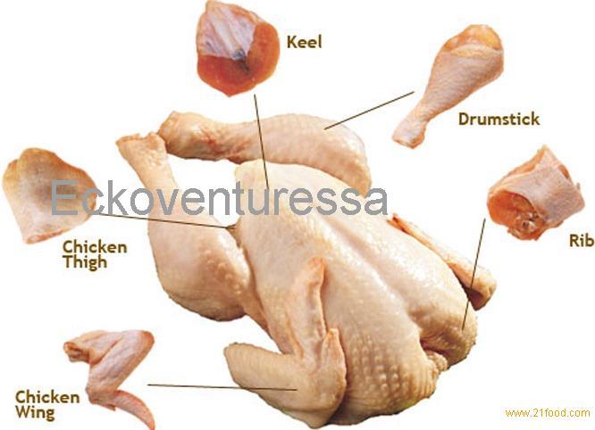 Halal Frozen Chicken Verified Worldwide Supplier