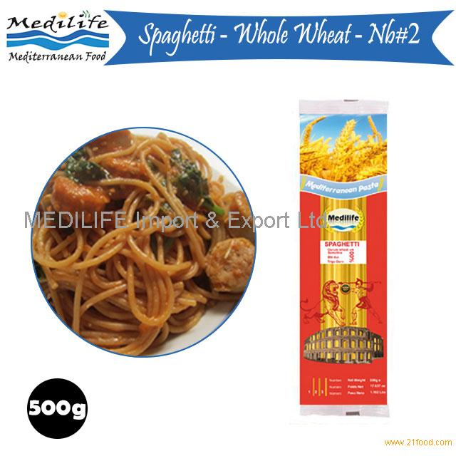 Long Pasta,Durum Wheat Semolina Flour,Long Pasta Macaroni, Bag 500 g