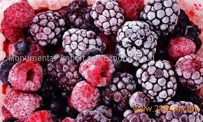 Hot selling best quality iqf frozen blackberry fruits