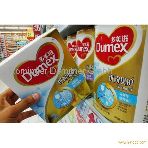 DANONE'S DUMEX INFANT FORMULA