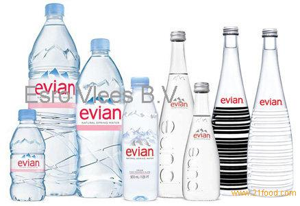 Evian 2L Mineral Still Water for sale