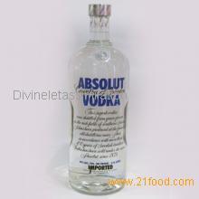 Absolut Blue Vodka, Grey Goose