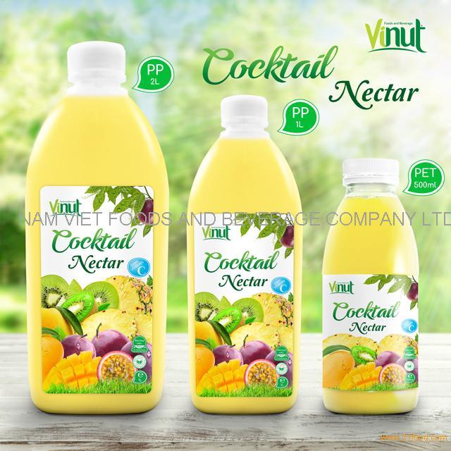 Bottle Cocktail Juice Drink Nectar 2L