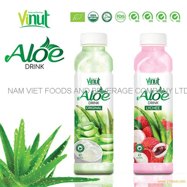 VINUT Tropical aloe vera drink original factory