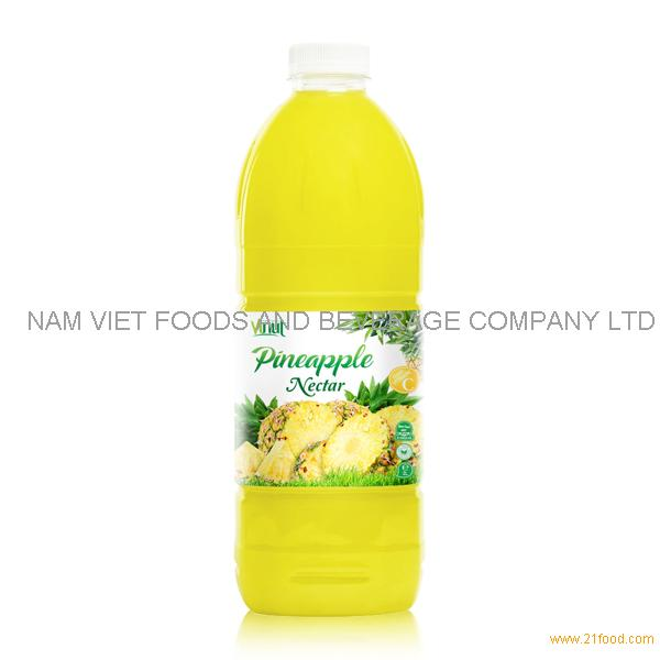 2L Bottle Pineapple Juice Nectar