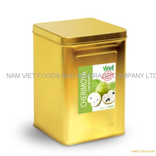 18kg Box Cherimoya Juice Concentrate