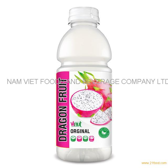 525ml Bottle Dragon Fruit Juice Drink