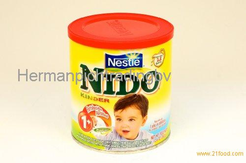 Nido Red cover kin 1+