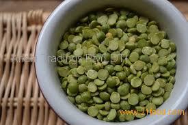 Grade A Green Lentils