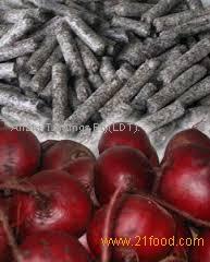 dry briquette sugar beet chips or sugar beet pulps