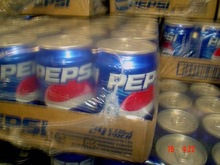 PEPSI CAN 330ML/ COLA SOFT DRINK 330ML, 1.5L , 2L