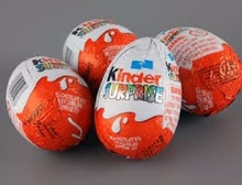 Ferrero Kinder Surprise,Kinder Joy, Kinder Buenos, Chocolate chocolate eggs surprise