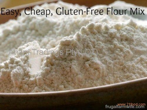 Corn Flour White (Gluten Free)