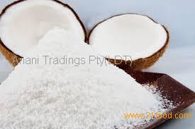Hight Fat Desiccated Coconut Suppliers