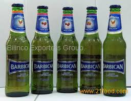 Alcohol-Free Beers & Barbican Non-alcoholic Beers