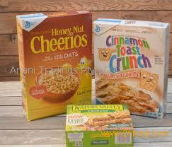 Corn Flakes Cereal snacks