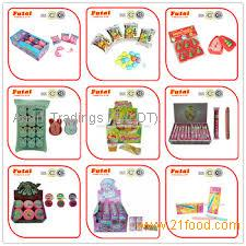 Futai Food Candy Chewing Gum