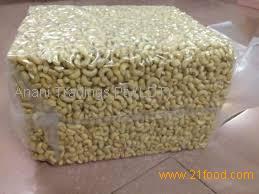 Dried Raw Cashew Nut