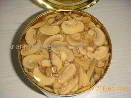 Type of canned mushroom for sale