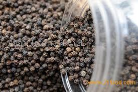 Grade A PEPPER 550gl/ 500gl / 600-650 Gram/L Giant Black Pepper / White pepper for sale