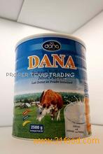 dana Instant Full Cream Milk Powder 28% Min in 25kg packing