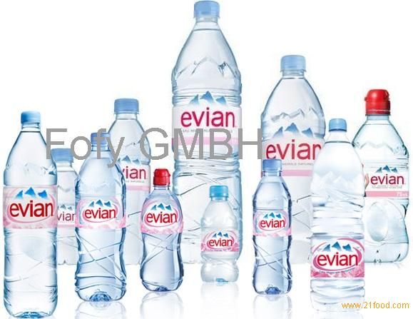 Evian 24x500ml