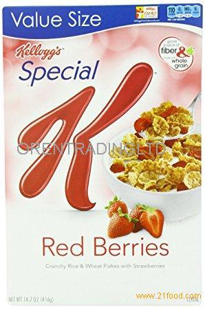 kelogg K special straw berry