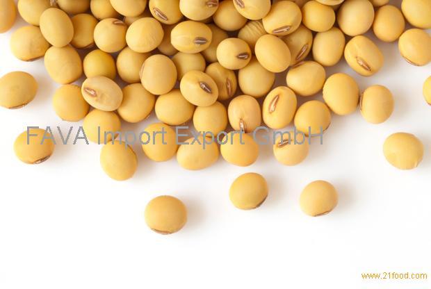 Soybeans, Grade 'A' Soya beans