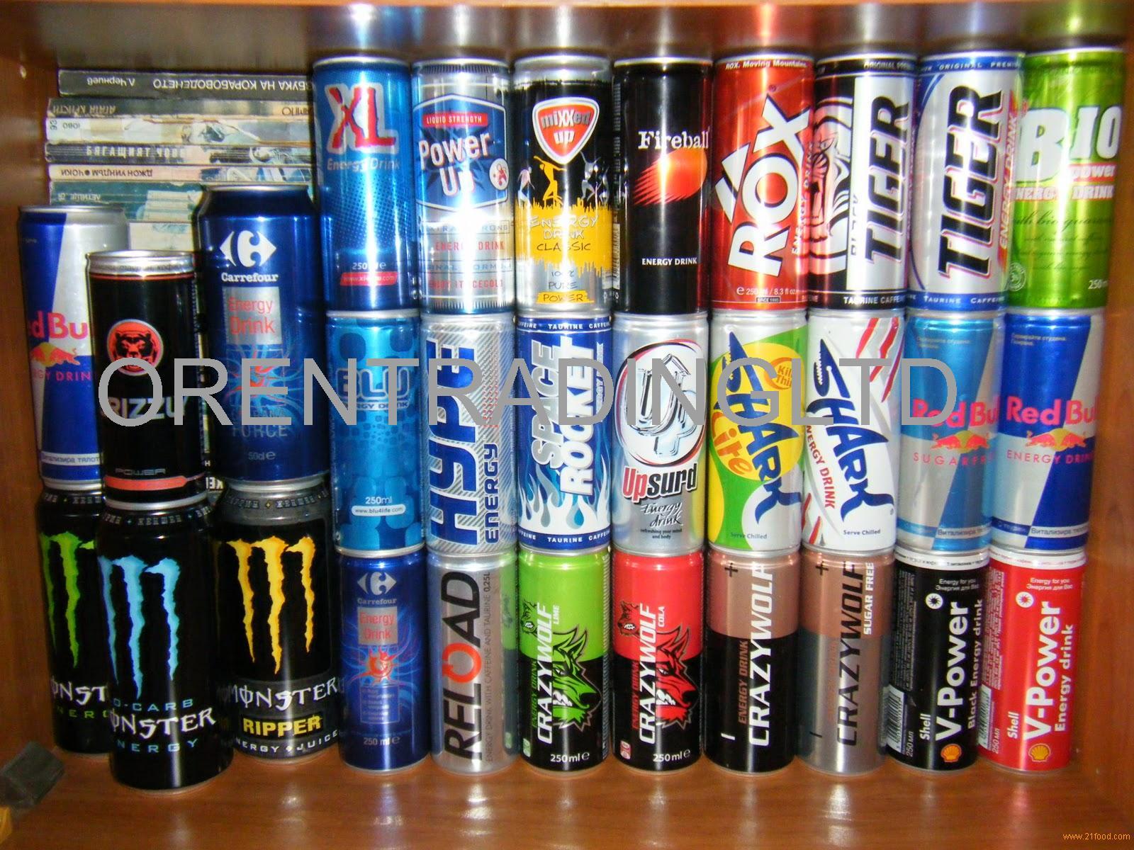 Austrian origin Red-Bull Energy drink for sale