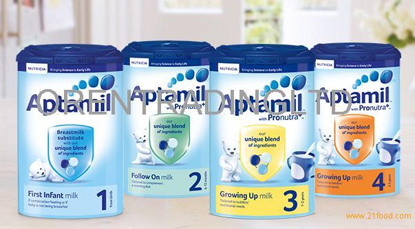 APTAMIL PRONUTRA BABY milk FORMULA
