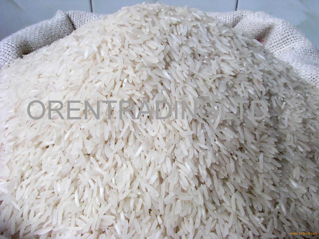 Perboiled Rice