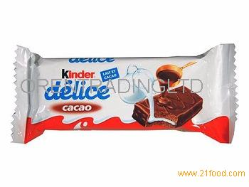 Kinder delice T1 cocoa for sale