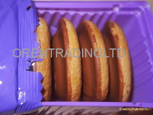 Milka choco jaffa orange for sale