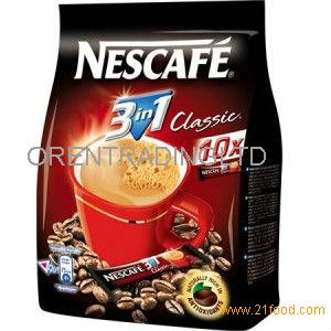 Nescafe classic 3 in 1 display for sale