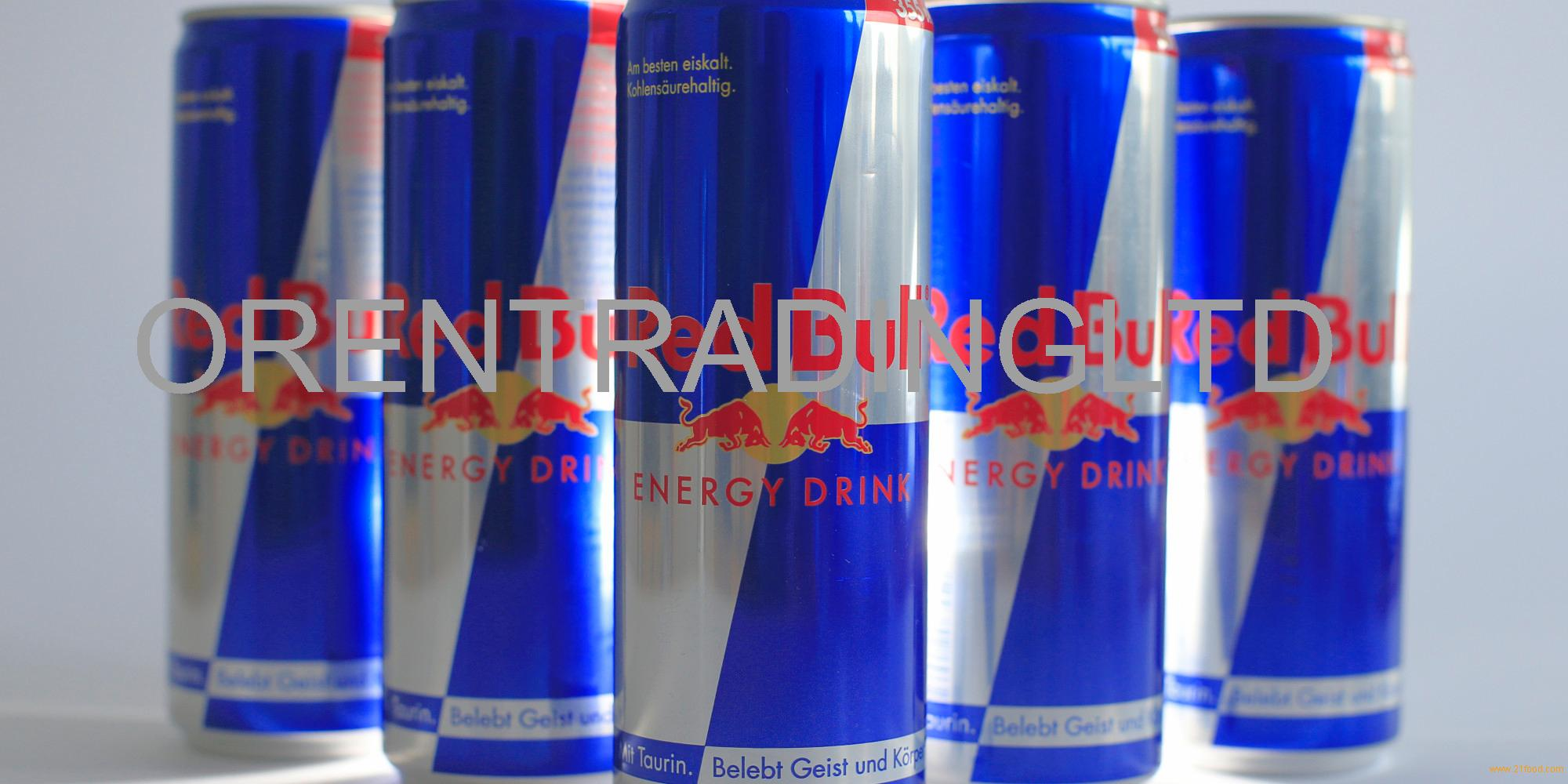 Quality Red Bull Energy Drink