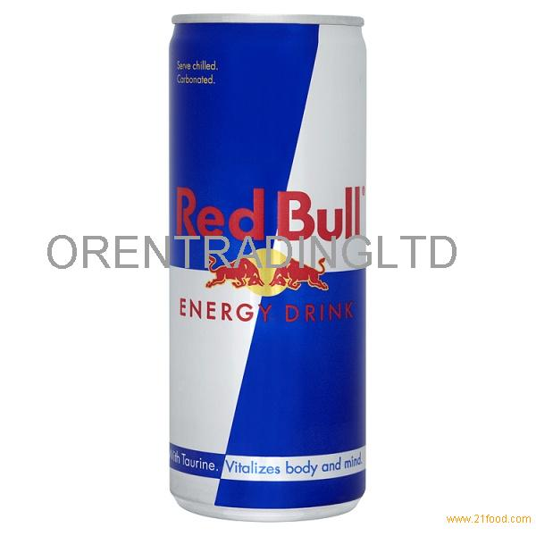Quality Red Bull Energy Drink for Export