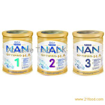 NAN OPTIPRO HA 1-3/ Infant formula baby milk powder
