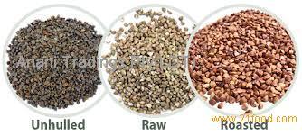 New crop 2017 Raw Sweet Buckwheat and Fagopyrum