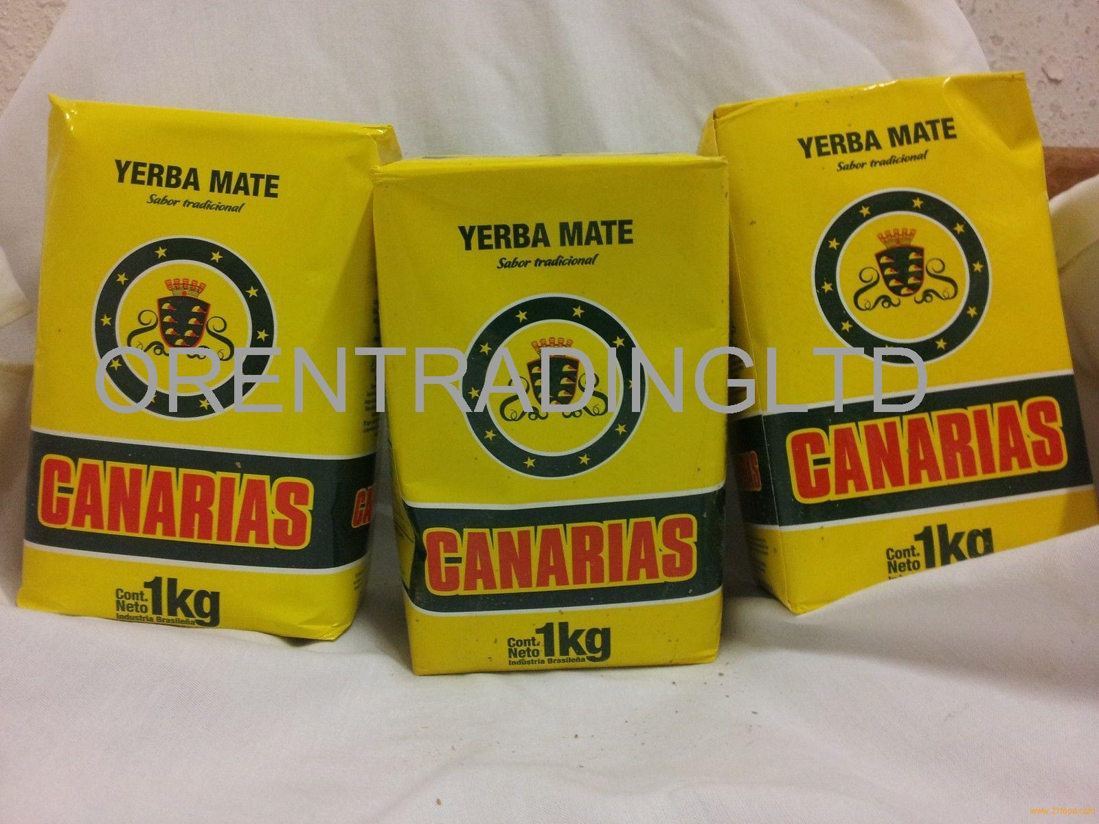 100% pure Yerba Mate Tea