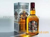 Chivas Regal, Vodkas Whiskeys , Moet and Chandon Imperial