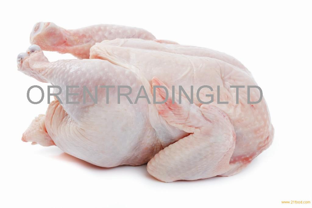 Grade A Whole Frozen Chicken (Halal)