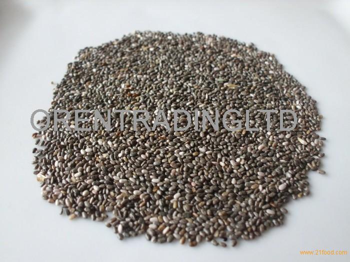100%pure Chia Seeds
