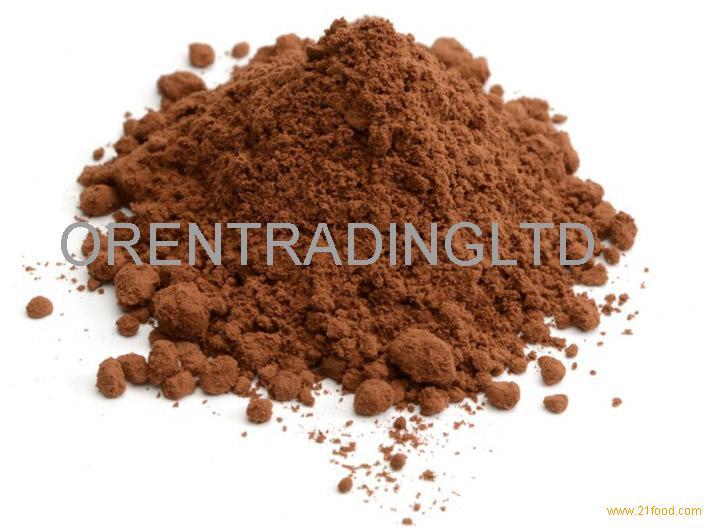 Dried Cocoa Powder