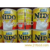 Nestle Nido Milk Powder 400gr,900gr,1800gr,2500gr Tins
