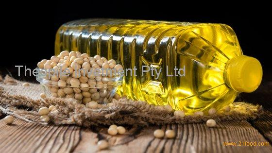 Refined Soybean Oil, Crude Soybean Oil