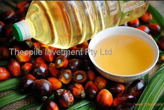 Refined Palm Oil, Crude Palm Oil