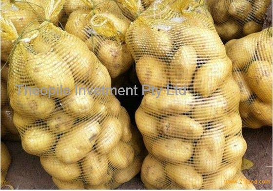Fresh Potatoes for Sale