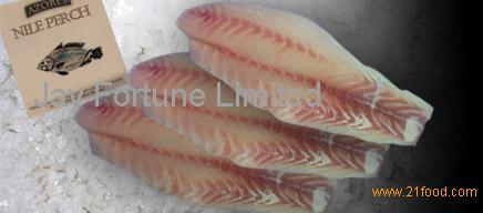 Nile Perch fish fillet