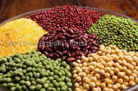 Lentils (Green/Red/Black/Brown/Split)